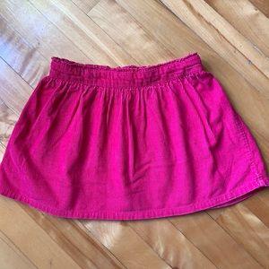 (4/$20) Skirt for girl size 6X